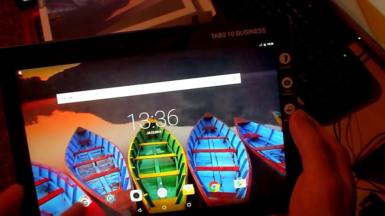 Lenovo Tab3 10 Business TB3-X70L прошивка Андроид 8 0,7 1 2,6 0 1 2