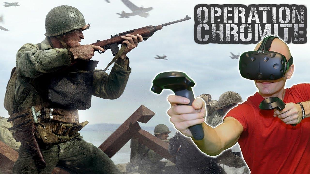 Operation Chromite 1950 VR Game