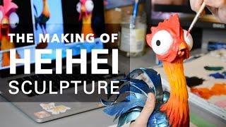 Heihei DIY Sculpture Disney's Moana