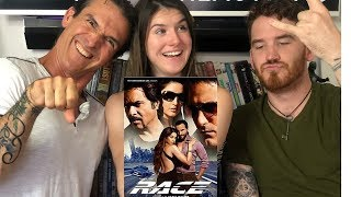RACE 1 Trailer REACTION | Saif Ali Khan