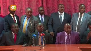 Three Western Kenya leaders are asking President Uhuru Kenyatta to ...
