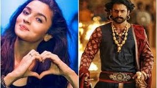 Alia Bhatt - BAAHUBALI 2 Is A Rock Buster Movie