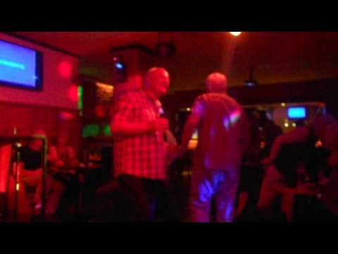 The Animals Bring it on home to me...Rods Karaoke song  @ Finnegans Bar Maguluf