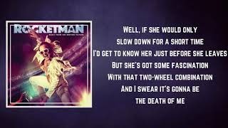 Taron Egerton - Rock and Roll Madonna Interlude (Lyrics)