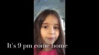 Delara: Mom please come home / ديلارا: ماما ارجعي على البيت