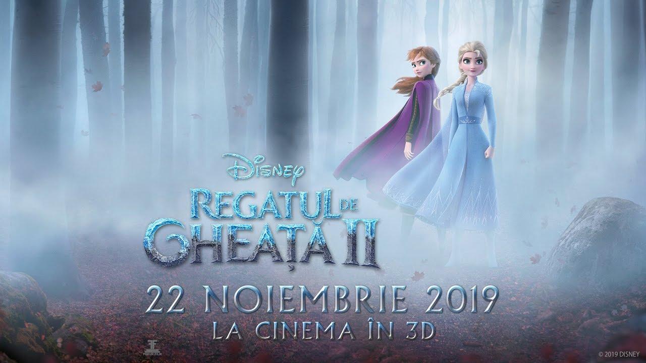 Regatul de gheață 2 (Frozen 2) - TRL-E - Dark Sea - dublat - 2019