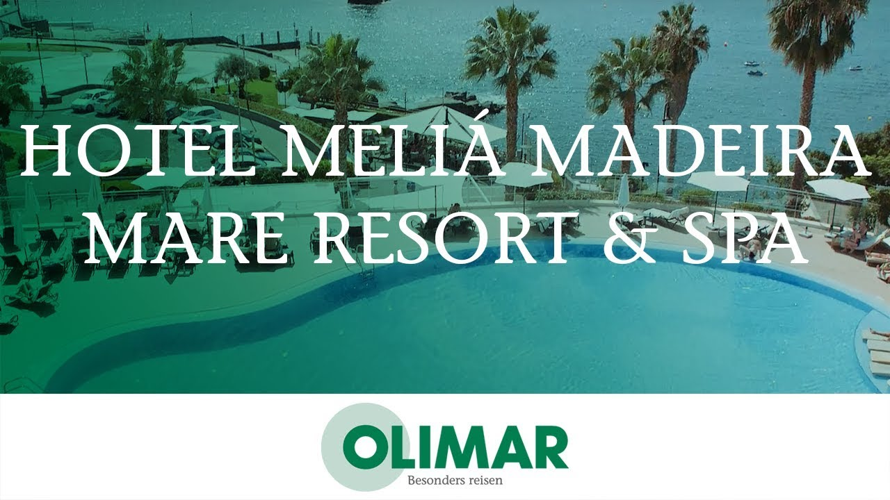 Melia Madeira Mare Resort Spa Im Hotel