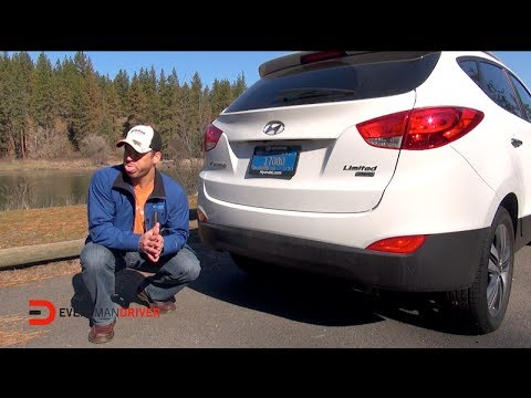 Whoops, Outtakes & Bloopers: 2016 Hyundai Tucson April Fool's Day Video on Everyman Driver