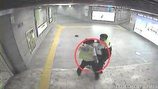 다이하드 경찰관 마약범 검거장면
