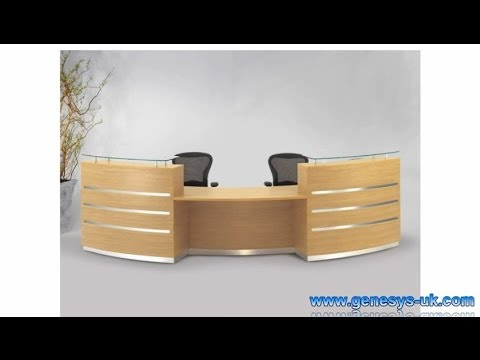 Eclypse Reception Desks | Eclypse Reception Counters