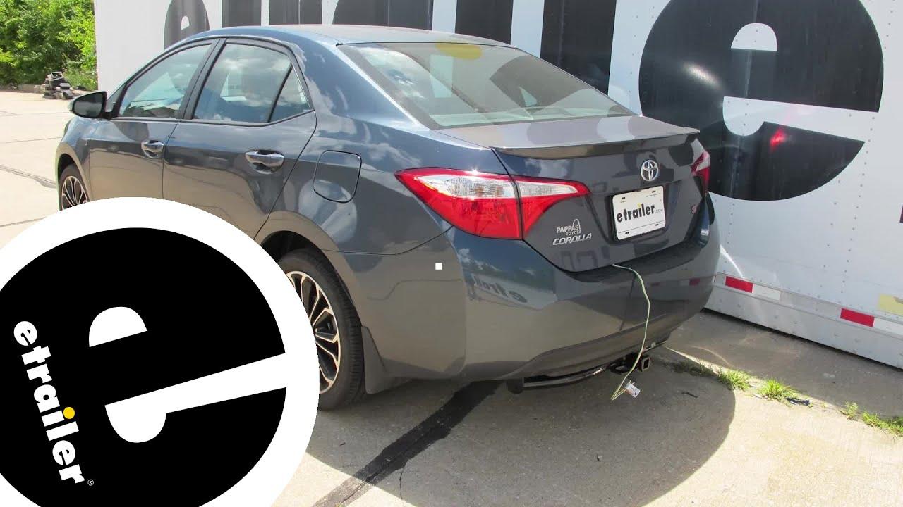 Install Trailer Wiring 2016 Toyota Corolla 118405 Etrailer. Install Trailer Wiring 2016 Toyota Corolla 118405 Etrailer. Toyota. 2016 Toyota Trailer Wiring Harness Diagram At Scoala.co