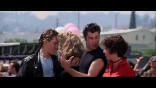 Grease Ending Songs HD  - You're the One That I Want - We Go Together - Grease