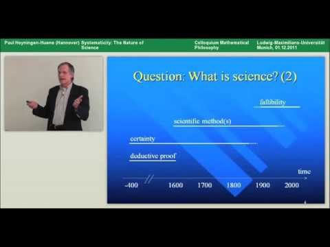 Systematicity: The Nature of Science [2011]