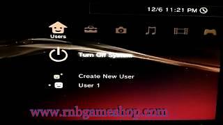 Instal CFW 4 82 Di PS3 OFW   Downgrade dengan Miniweb