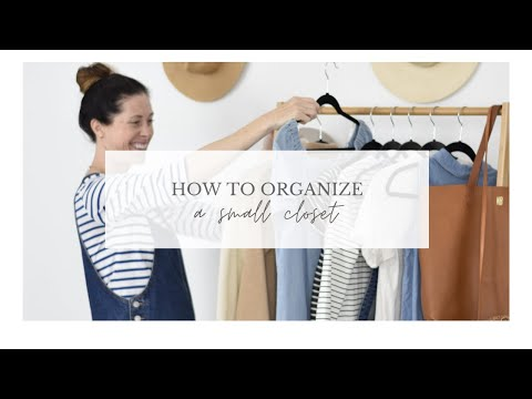 Tips For Making The Most Out Of Your Closet Space