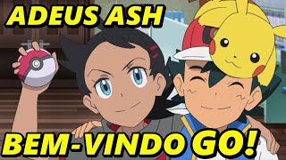GO É O Novo Protagonista, Adeus Ash... - Pokémon Sword and Shield (ep.38)