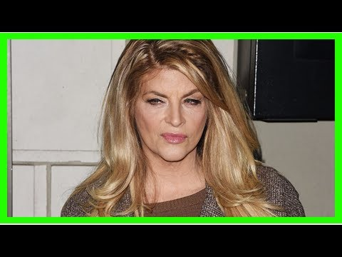 Kirstie Alley enrages curling world by calling sport 'boring'
