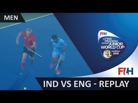 India v England - Men's Hockey Junior World Cup Lucknow