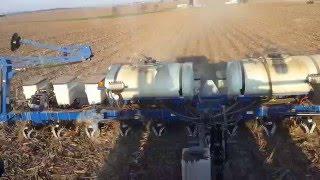 Spring 2016 Planting Corn