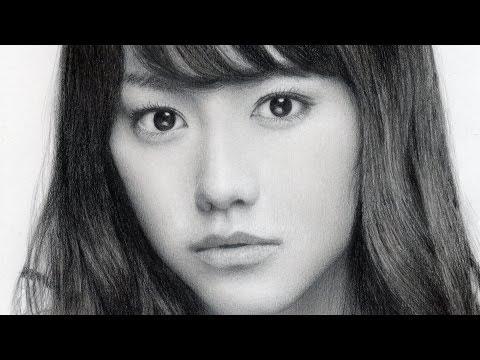 これぞ神業鉛筆で描かれた広瀬すずが写真にしか見えない Naver