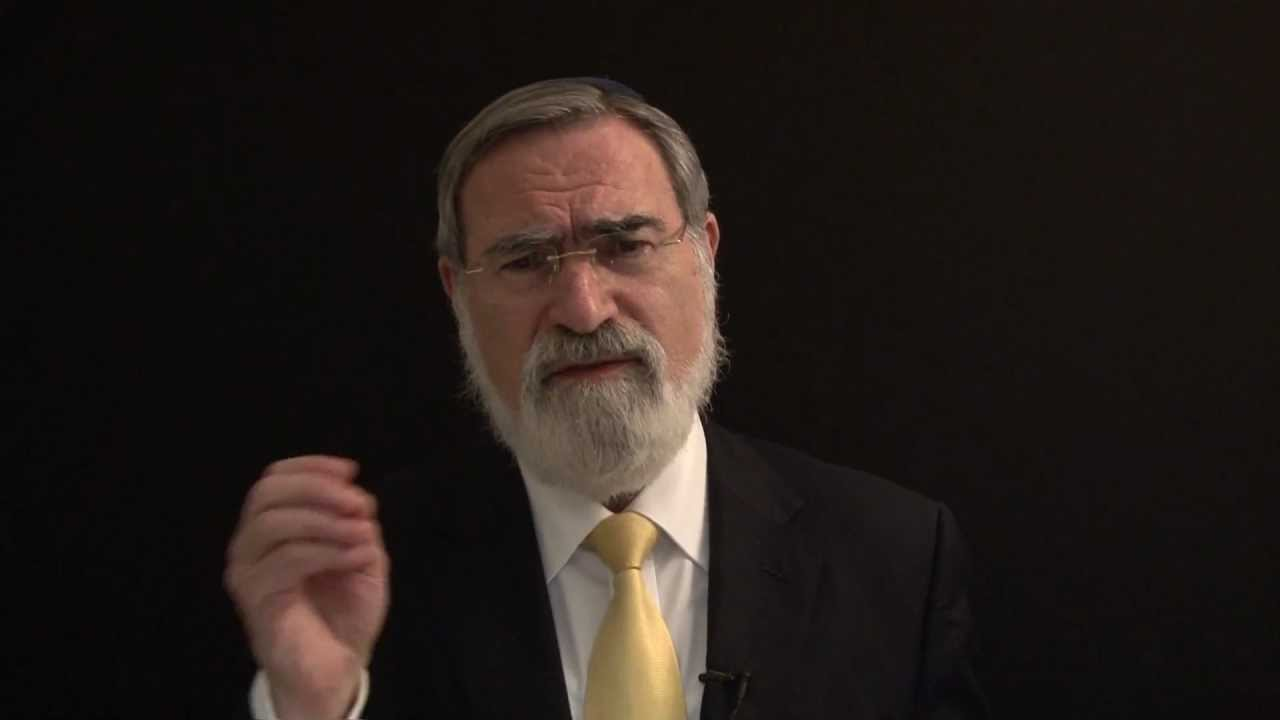 Chief Rabbi Message for Hillel Global Leaders Forum 2012