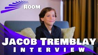 Room: Jacob Tremblay Interview