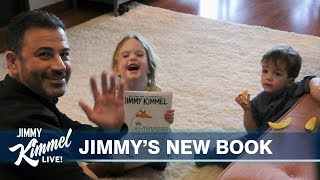 Jimmy Kimmel Reads The Serious Goose to His Kids Video