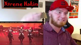 Reacting to BABYMETAL ft. Sabaton song Oh! Majinai live by Xtreme Hakim! Babymetal has slowly become my favorite band at the moment! I love the ...