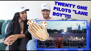 "Couple Reacts : Twenty One Pilots ""Lane Boy"" Music Video Reaction!!!"