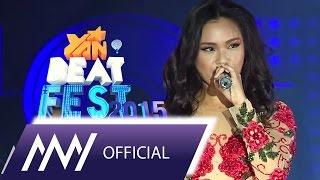 phuong vy - run the world  yan beatfest 2015