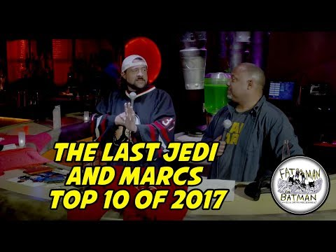THE LAST JEDI AND MARC