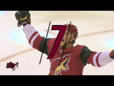 Arizona Coyotes' Top 10 Plays of 2017-18
