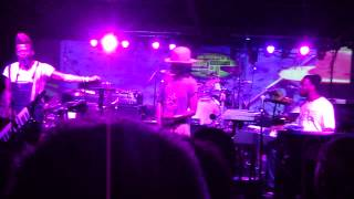 robert glasper experiment ft. erykah badu - apple tree -- think twice (live at sxsw 2013)