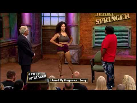 Beyonce and Jay Z (The Jerry Springer Show)