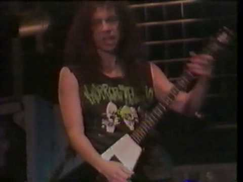 19910928 Metallica   Am I Evil?  in Moscow