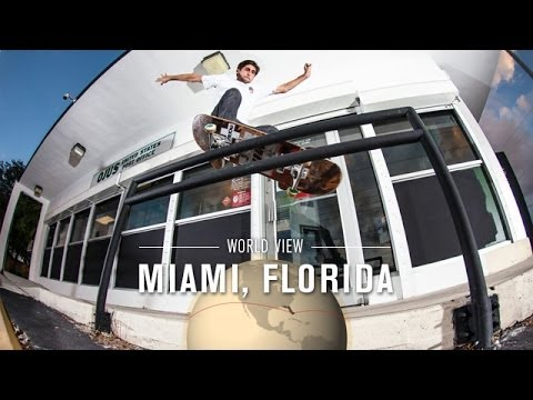 World View: Miami - TransWorld SKATEboarding