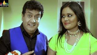 Ghar Damaad Movie Scenes | Gullu Dada Comedy with Preethi Nigam | Latest Hyderabadi Comedy