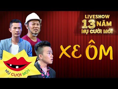 Hài Mới 2018 |Xe Ôm - Long Đẹp Trai, Huỳnh Phương FAP TV, Subin | Liveshow 13 Năm Nụ Cười Mới