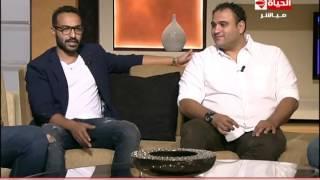 أحمد فهمي يكشف عن مسلسل جديد يجمعه وأكرم حسني في رمضان القادم