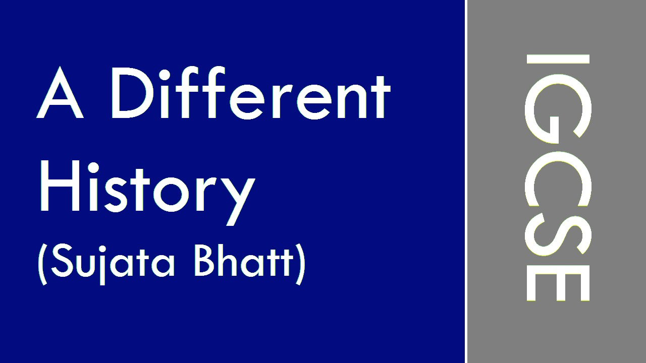 sujata bhatt biography essay Gcse poetry: search for my tongue by sujata bhatt (no rating) a poet biography, a poem overview  english language arts / research and essay skills 5th 6th.