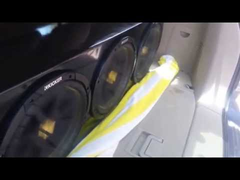 Crazy Stereo Systems w/ LOUD BASS Songs - Top Best 2010 SBN Car Audio Subwoofer Flex Demos from YouTube · Duration:  2 minutes 10 seconds