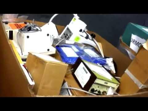 Medical Equipment Lot: Airway nasophar, Ultrasonic nebulizer and more on GovLiquidation.com