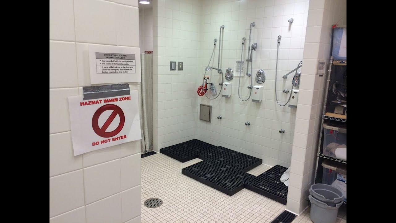 Decontamination Emergency Room