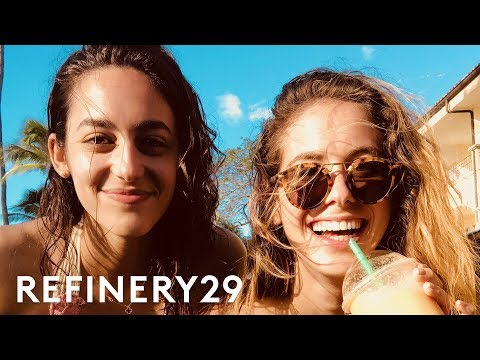 6 Days In Costa Rica | Lucie Fink Vlogs | Refinery29