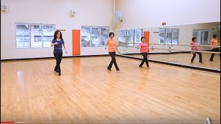 Talking That Truth - Line Dance (Dance & Teach)
