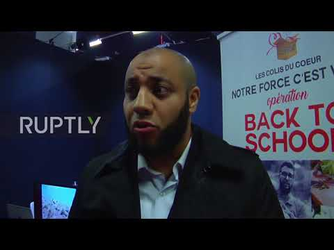 France: Muslim community share thoughts and prayers on Trebes terror attack