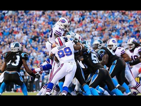 Panthers vs. Bills 2015 NFL Preseason Week 1 highlights