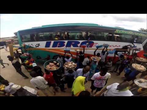 Transport in Tanzania & Mozambique
