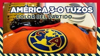 COLOR América 3-0 Pachuca Liga MX Clausura 2019