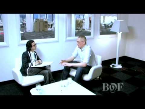 Designer Interview   Giles Deacon: Chapter I